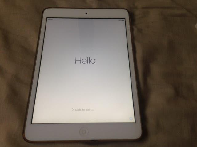Ipad mini 16gb sim (mm) mod a-1455