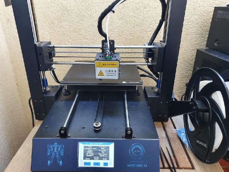 Impresora 3d anycubic i3 mega s
