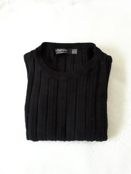 Jersey / suéter punto bershka