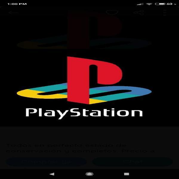 Playstation psx juegos