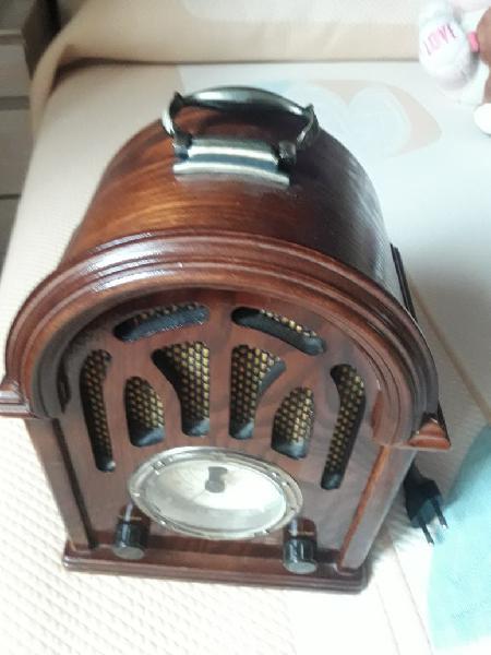 Radio coleccionista daklin