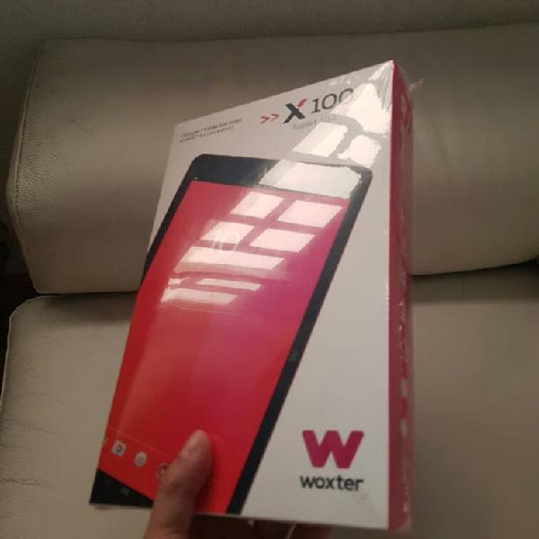 """Tablet woxter x100 nueva y precintada! 10.1"""" 4k"""