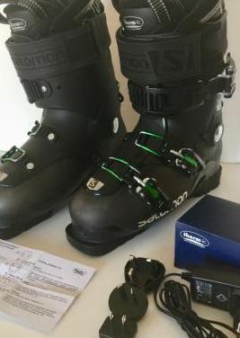 Botas esqui salomon quest access 90 custom heat