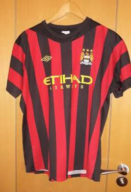 Camiseta manchester city (2011-12)