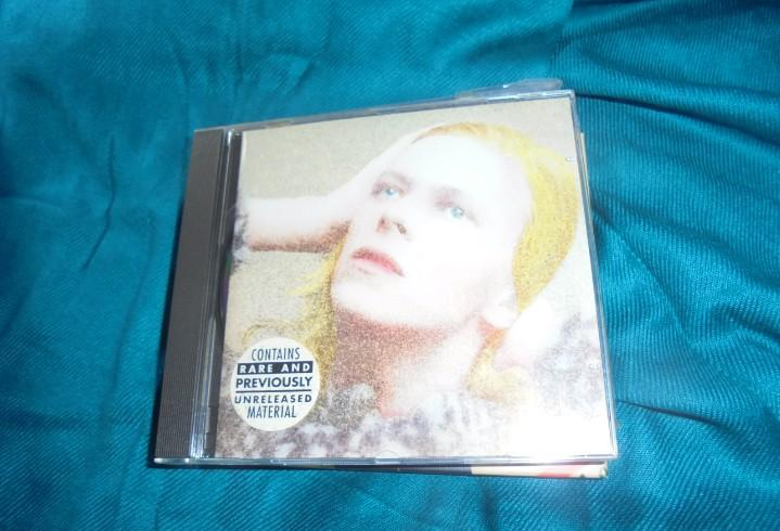 David bowie. hunky dory. emi, 1990. cd. impecable (#)