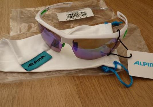 Gafas ciclismo alpina (por uvex) ceramic espejo