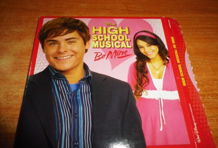 High school musical be mine banda sonora cd maxi single ep