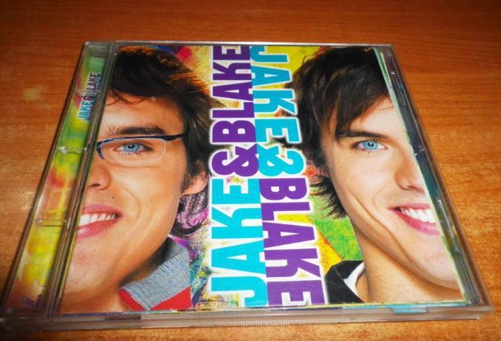 Jake & blake banda sonora cd album año 2010 disney contiene