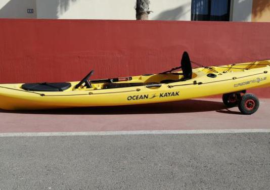 Ocean kayak trident 13 corralejo