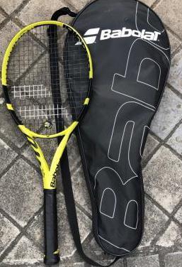 Raqueta de tenis babolat pure aero 2020 285g
