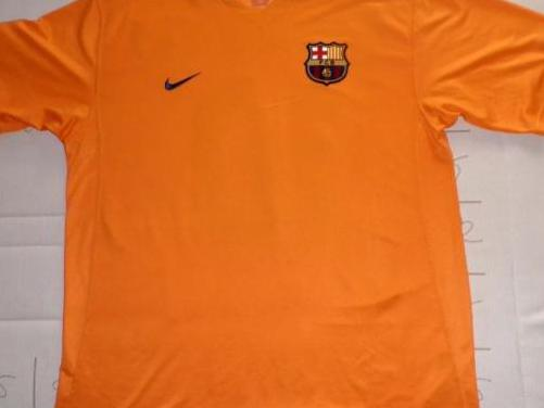 Ronaldinho camiseta barça