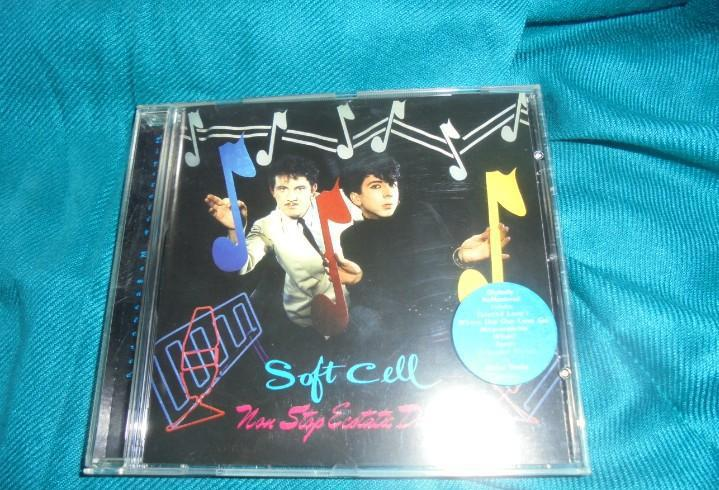 Soft cell. non stop ecstatic dancing. mercury, 1998. cd.