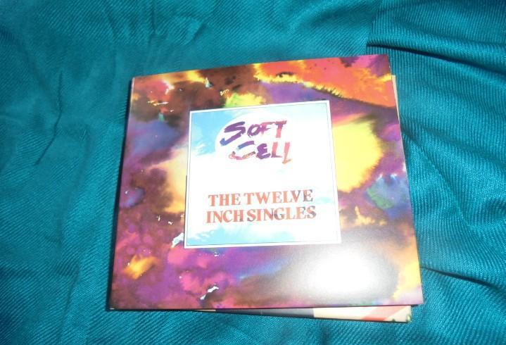 Soft cell. the twelve inch singles. mercury, 1999. 3 cd´s.