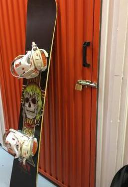 Tabla snow nitro austin smith pro 156 accessorios