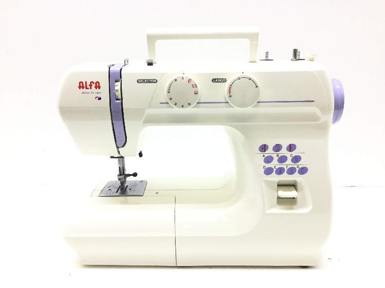Maquina coser alfa 1426