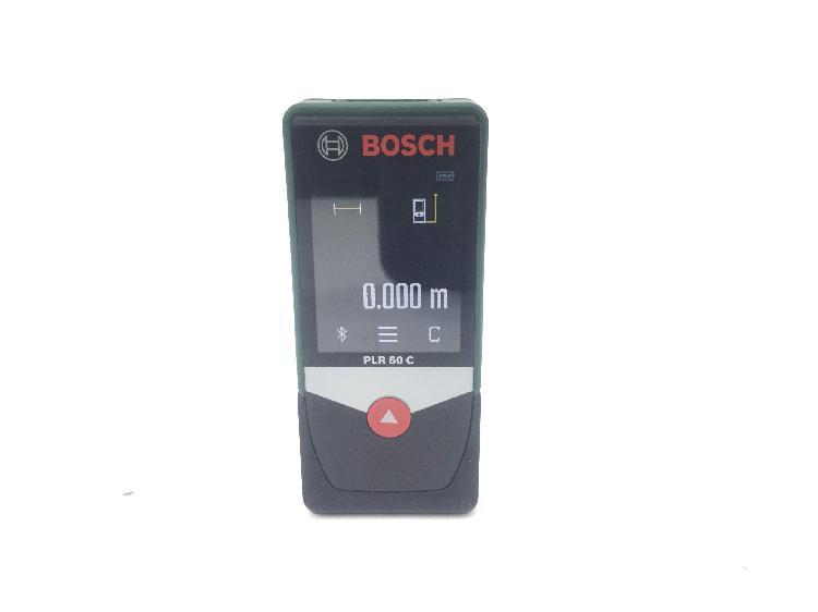 Medidor laser bosch verde plr 50 c