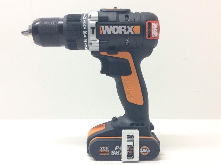 Taladro a bateria worx wx 373