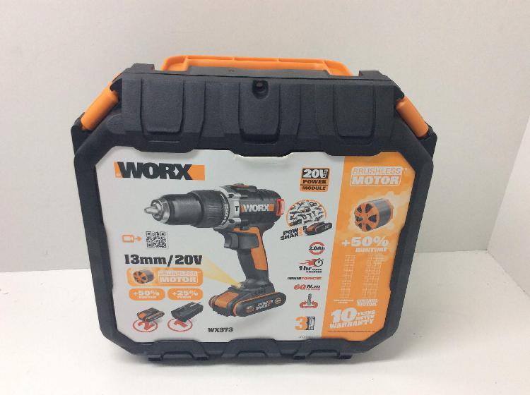 Taladro a bateria worx wx373