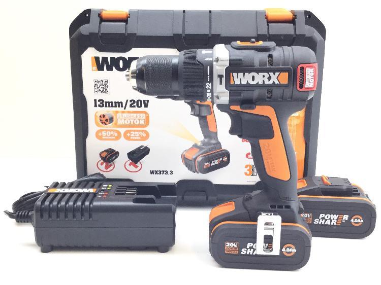 Taladro a bateria worx wx373.3