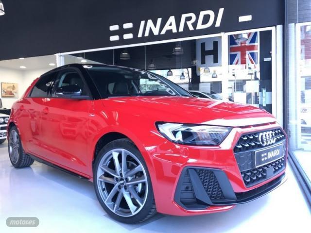 Audi a1 a1 sportback 30 tfsi s-tronic s-line black line