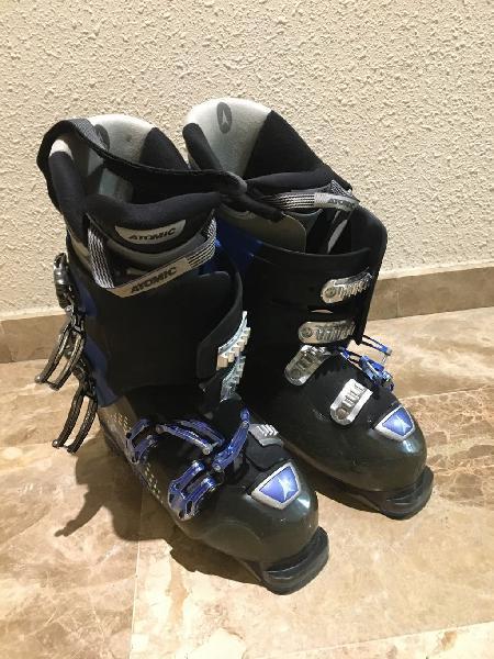 Botas esquí (atomic x-skates) + funda