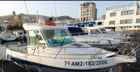 Barco faeton moraga 630 sport