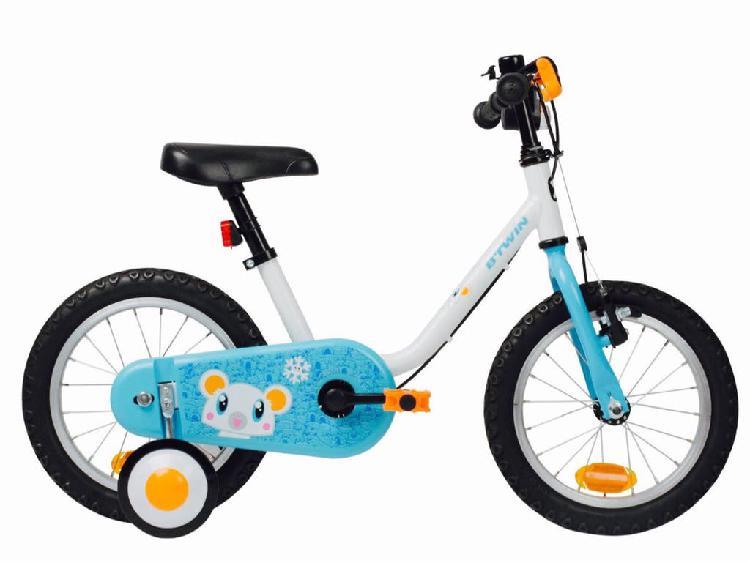 Bicicleta niño arctic 3 - 4'5 años