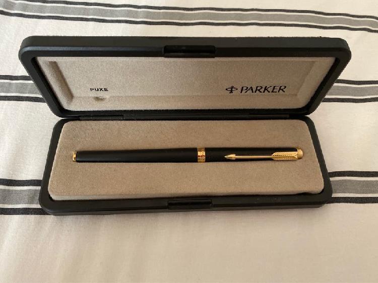 Bolígrafo parker tinta negra