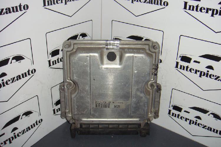 Centralita ecu motor peugeot citroen 9636254580