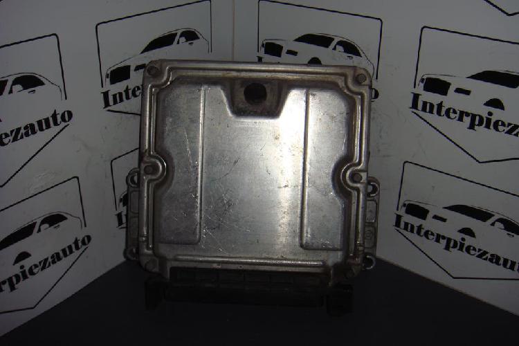 Centralita ecu motor peugeot citroen 9637089680