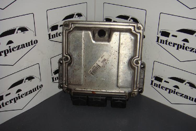 Centralita ecu motor peugeot citroen 9651175180