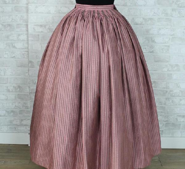 Falda para indumentaria tradicional
