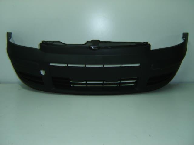 Fiat panda 2003 paragolpes frontal negro