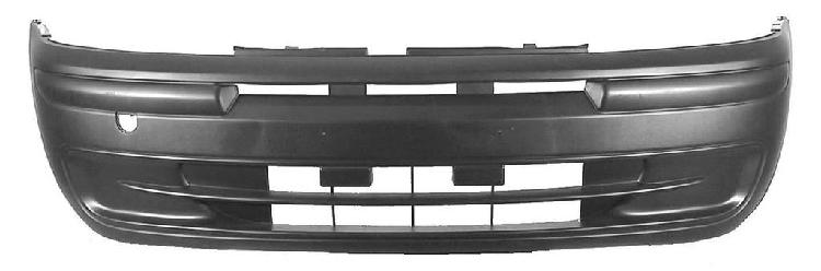 Fiat punto 1999 paragolpes frontal negro 5 puertas