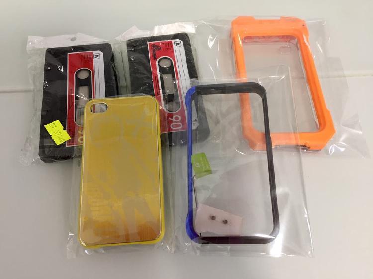 Fundas y bumper para iphone 4/4s