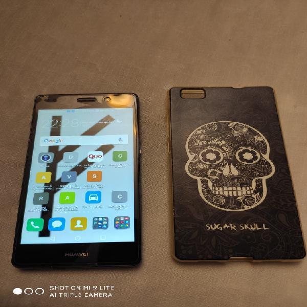 Huawei p8 lite - 16gb-ale-l21 negro