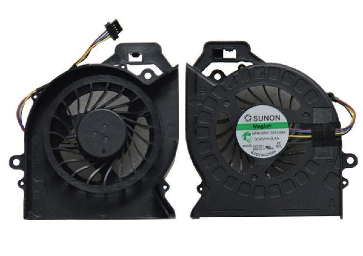 Limpieza ventilador hp