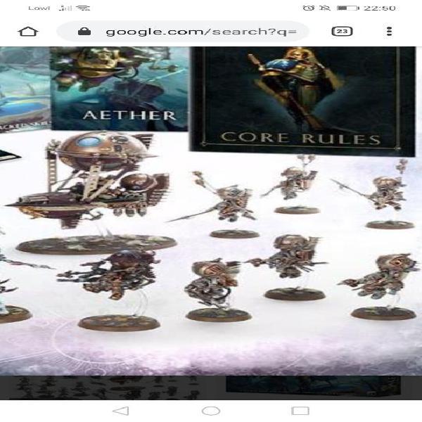 Mitad kharadron caja aether war