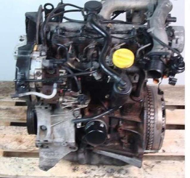 Motor renault megane