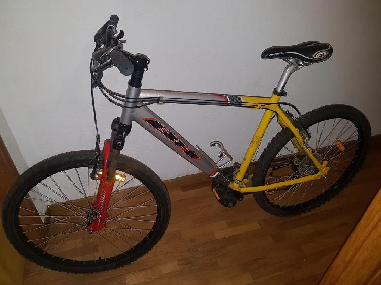 Mountain bike bh aluminio 26 no regateos
