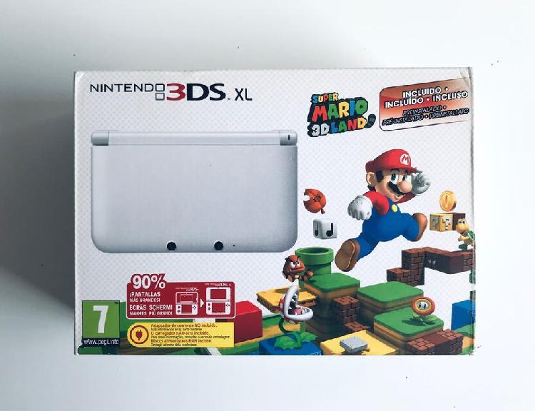 Nintendo 3ds xl edición super mario 3d land
