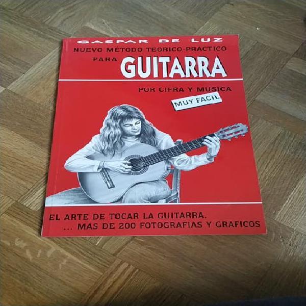 Nuevo método teórico práctico para guitarra