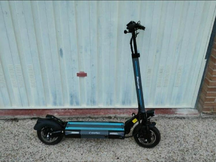 Patinete eléctrico smartgyro 800w