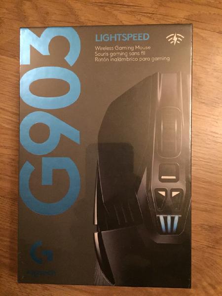 Ratón logitech g903