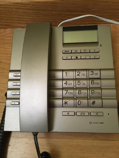 Spiker uno. teléfono fijo