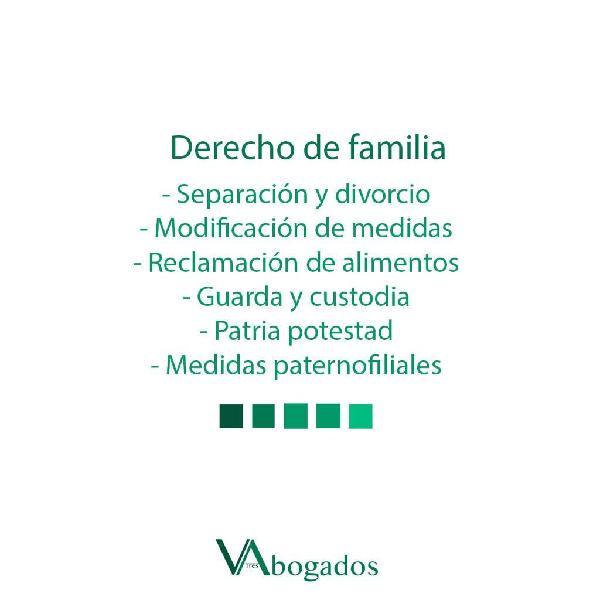 Separación/divorcio