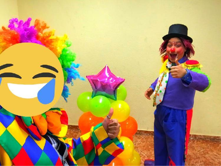 Show de clown y magia para eventos