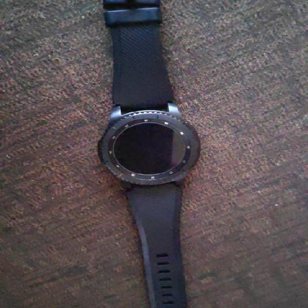 Smartwatch galaxy gear s3 frontier