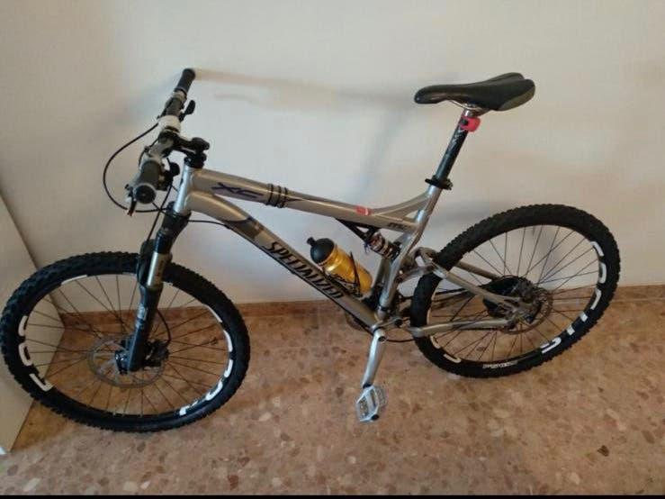 Specialized epic downhill