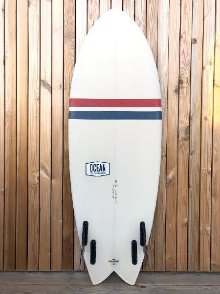 Tabla de surf fish 5´7
